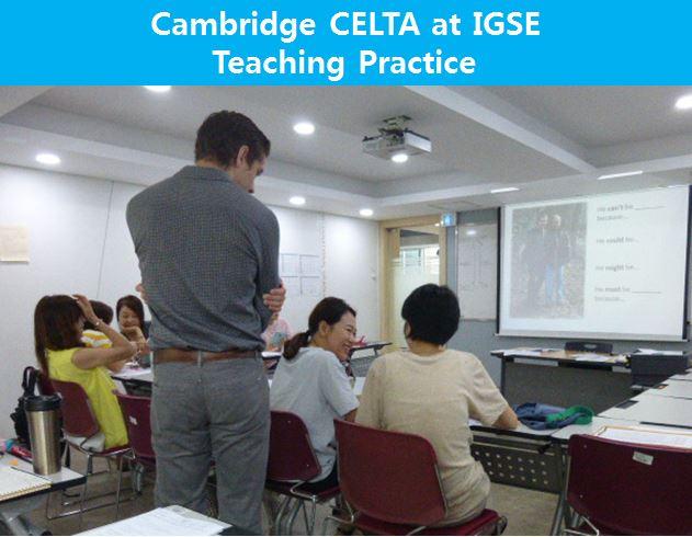cambridge celta course assignment 3